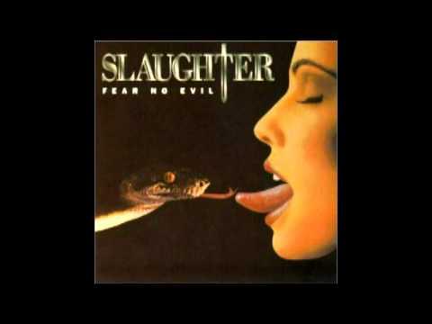 Slaughter   Like Theres No Tomorrow