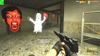 Counter Strike Source Zombie Horde mod online gameplay on Livehouse map