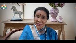Asha Bhosle - Moments in Time S1 E4   18 July 2020   Asha Bhosle Official