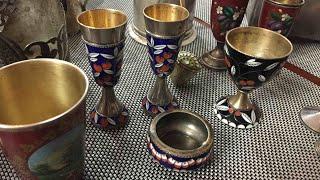 видео коллекции столового серебра