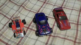 M.A.S.K  toy conversation  cars reviews