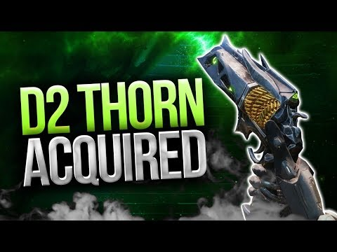 This isn't fair.. The Best Destiny 2 Weapon Loadout! (Thorn & Recluse) thumbnail