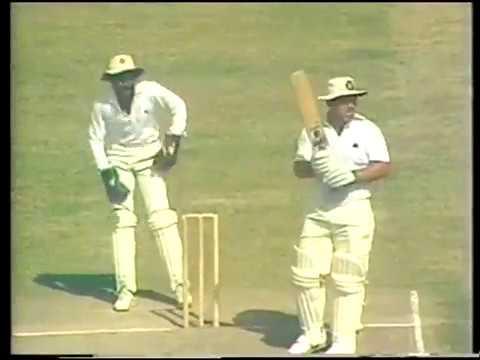 England V Sri Lanka 1987 World Cup Cricket