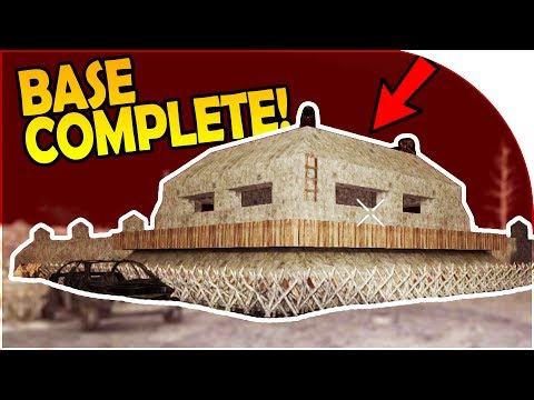 FINAL BASE FORTIFICATIONS COMPLETE- Day 14 Horde Approaches-