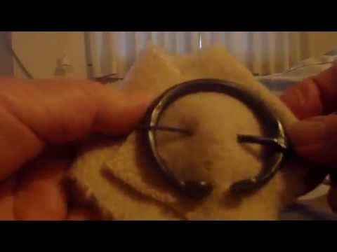Viking Blanket Pin