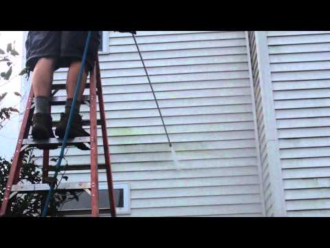 Residential House Power Washing Algonquin IL