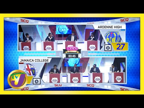Ardenne High vs Jamaica College: TVJ SCQ 2021