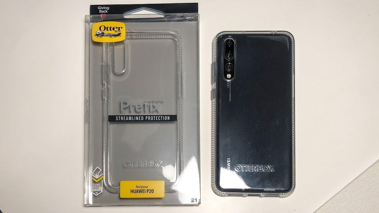 BEST Huawei P20/P20 Pro Tough Case: Otterbox Prefix Unboxing & Review