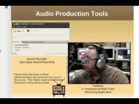 Overview of Ubuntu MultiMedia Applications