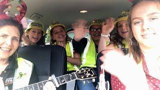Carpool Karaoke Mistletoe Justin Bieber Cover with Gabrielle Johnson Music Students.mp3