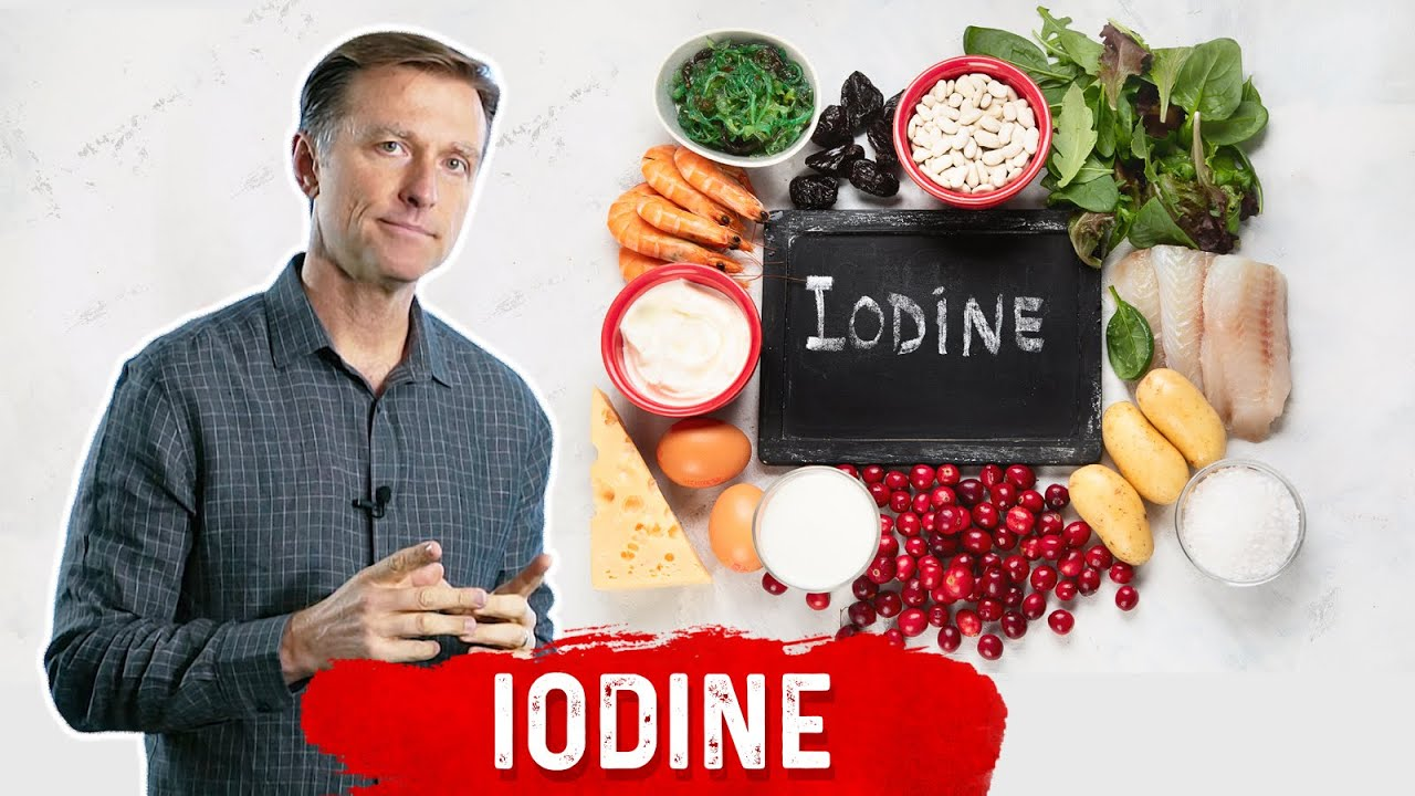 Iodine The Ultimate Healing Mineral | Dr  Berg Blog