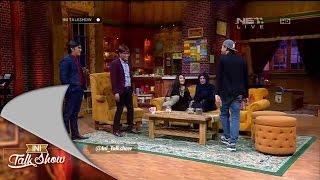 Ini Talk Show - 24 April 2015 Part 2/5 - Raffi Ahmad, Nagita Slavina, Amy Qanita dan Nisya Ahmad