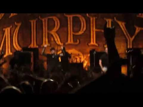 Dropkick Murphys - Out of Our Heads - Newcastle 2014