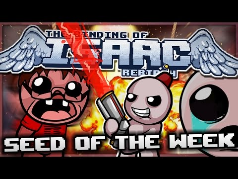The Binding of Isaac: Rebirth - Seed of the Week: Ultimate Laser!