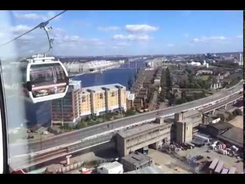 Emirates Arline London Cable Car Ride