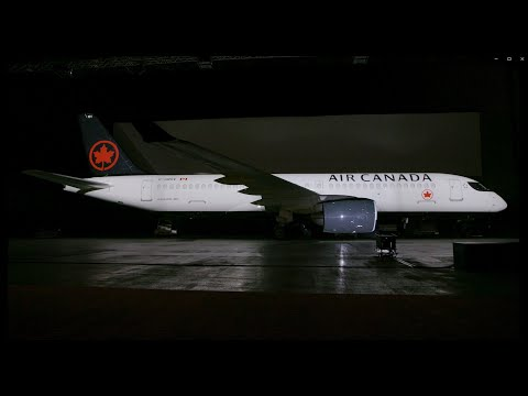 Air Canada: Our newest aircraft, the Airbus A220 | Notre nouvel appareil, lA220 dAirbus