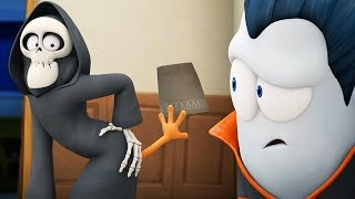 Funny Animated Cartoon | Spookiz | Who dis? | 스푸키즈 | Cartoon For Children