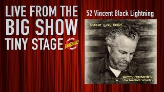 Big Show Tiny Stage: Robert Earl Keen -