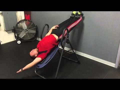 Inversion Table Tutorial: Safe, Short & Simple Routine