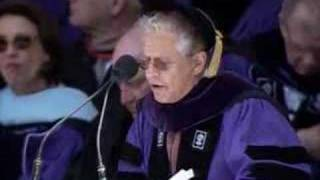 2008 NYU commencement (16/37) -- Laurence Tribe speech (2/2)