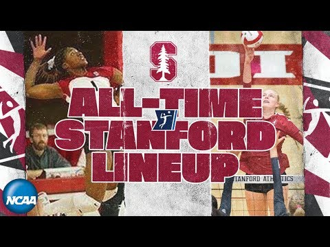 Stanford volleyball's all-time lineup
