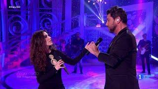 Malú & Miguel Poveda ~ Ángel Caído [Gala Especial Nochebuena 2015 tve]