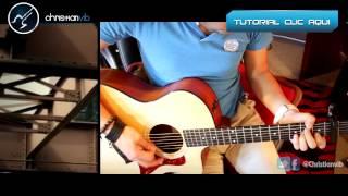 Eres Mia ROMEO SANTOS Cover Guitarra Acustica Demo Christianvib