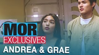 #MORExclusives: Guilty or Not Guilty with Andrea Brillantes and Grae Fernandez!