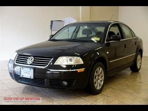 Volkswagen Passat 1 8t Gls Sedan