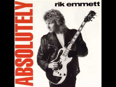 Rik Emmett (When a Heart Breaks)