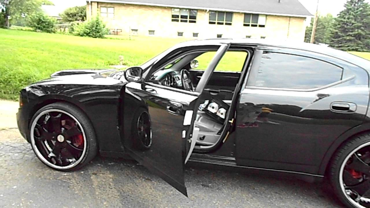 Charger On 24s For Sale Youtube