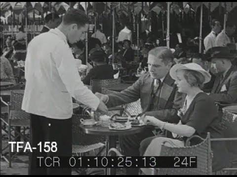 La Ville Lumiere, 1936