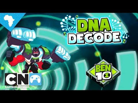 Ben 10 | Omnitrix Glitch: DNA Decode Playthrough | Cartoon Network Africa