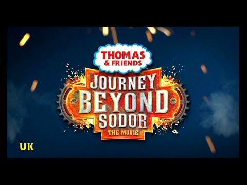 Journey Beyond Sodor   UK  HD