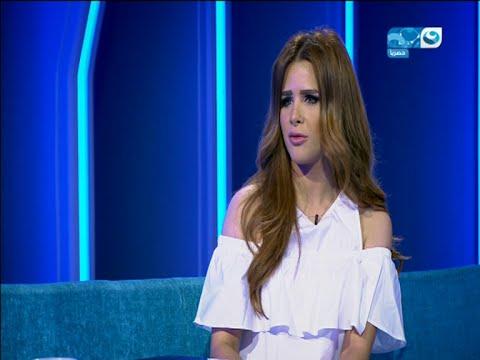 لقاء شيماء صابر في برنامج مايصحش كدة HD