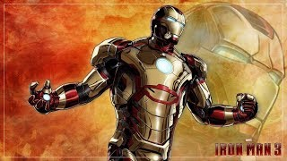 Roblox Super Hero Life II - How to make Iron Man (MK 42)