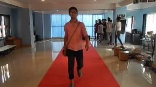product ramp walk training by uma jhawar