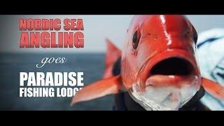 Nordic Sea Angling goes Paradise Fishing Lodge @ Panama