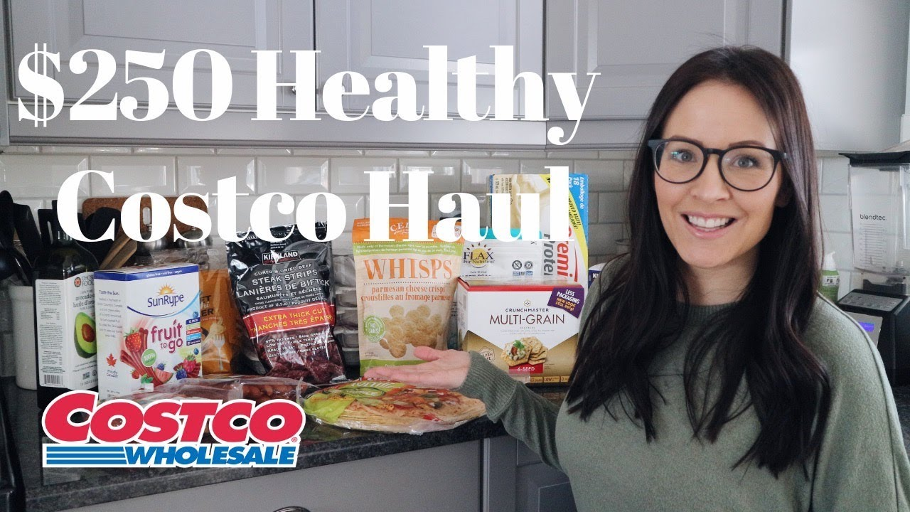 aae02f4a8be Huge Healthy Costco Haul
