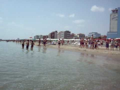 lido di savio spiaggia