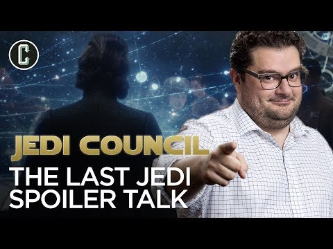 Bobby Moynihan Gives His SPOILER Heavy Thoughts on The Last Jedi - Jedi Council