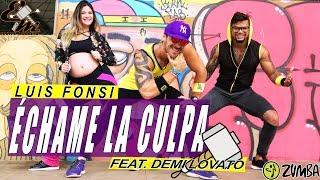 Échame la Culpa (Versión Zumba) - Luis Fonsi Ft. Demi Lovato - Coreografía Equipe Marreta