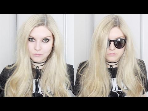 Taylor Momsen 2017 Make Up & Hair Tutorial