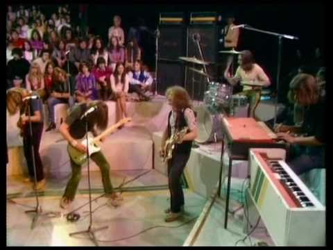 Status Quo - Gotta Go Home, live 1970