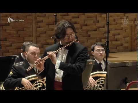 Адмиралтейский оркестр - фант. для флейты (Попов)