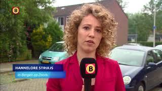 Vuurwerk bij huis in Bergen op Zoom naar binnen gegooid
