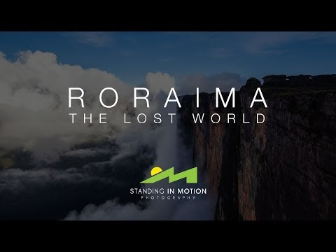 The Lost World - Mount Roraima