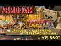The Carousel in Galaxyland in 360 VR - Best Edmonton Mall