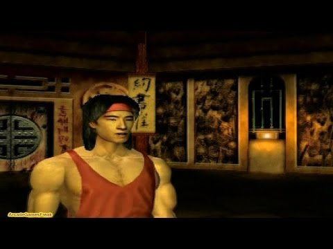 Mortal Kombat 4 Liu Kang Gameplay Playthrough Longplay