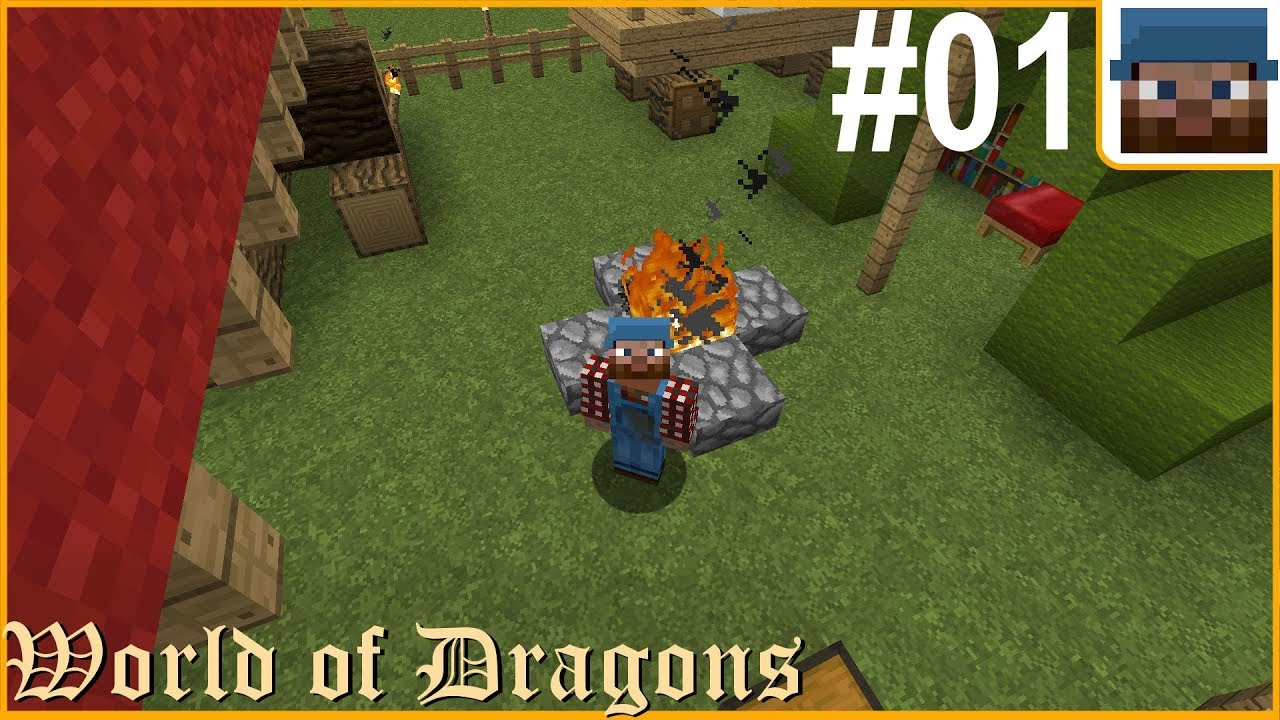 World of Dragons - Modpacks - Minecraft - CurseForge